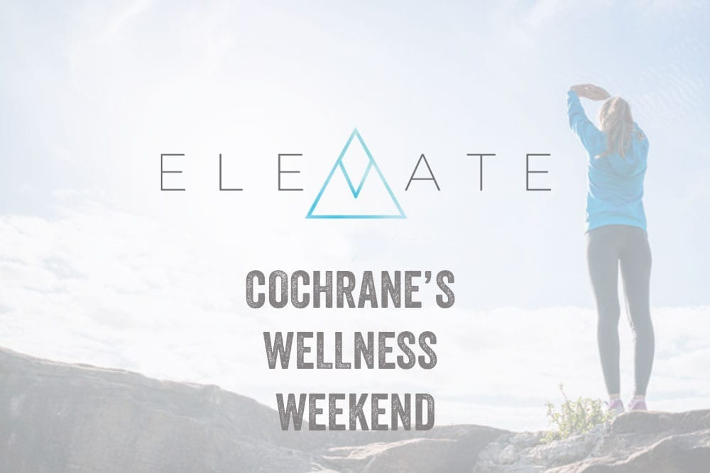Elevate Wellness Weekend