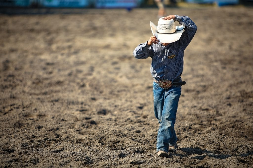 National Day of the Cowboy - Cochrane Lions Rodeo