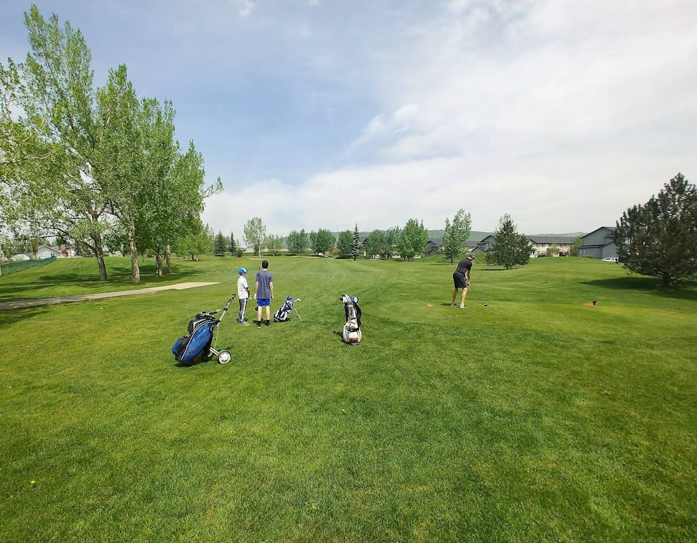 National Golf Day - Cochrane Golf Club