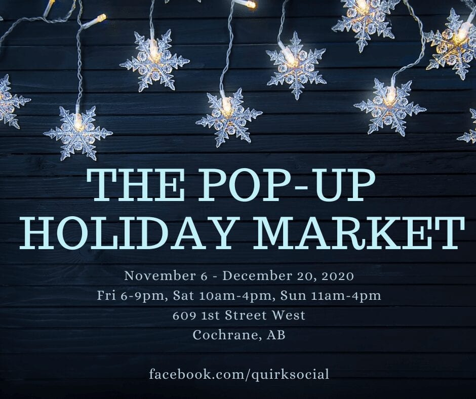 The Pop-Up Holiday Market