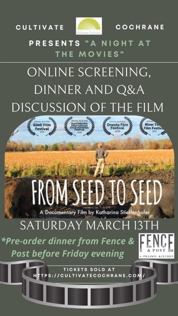 Seed to Seed Online Screening