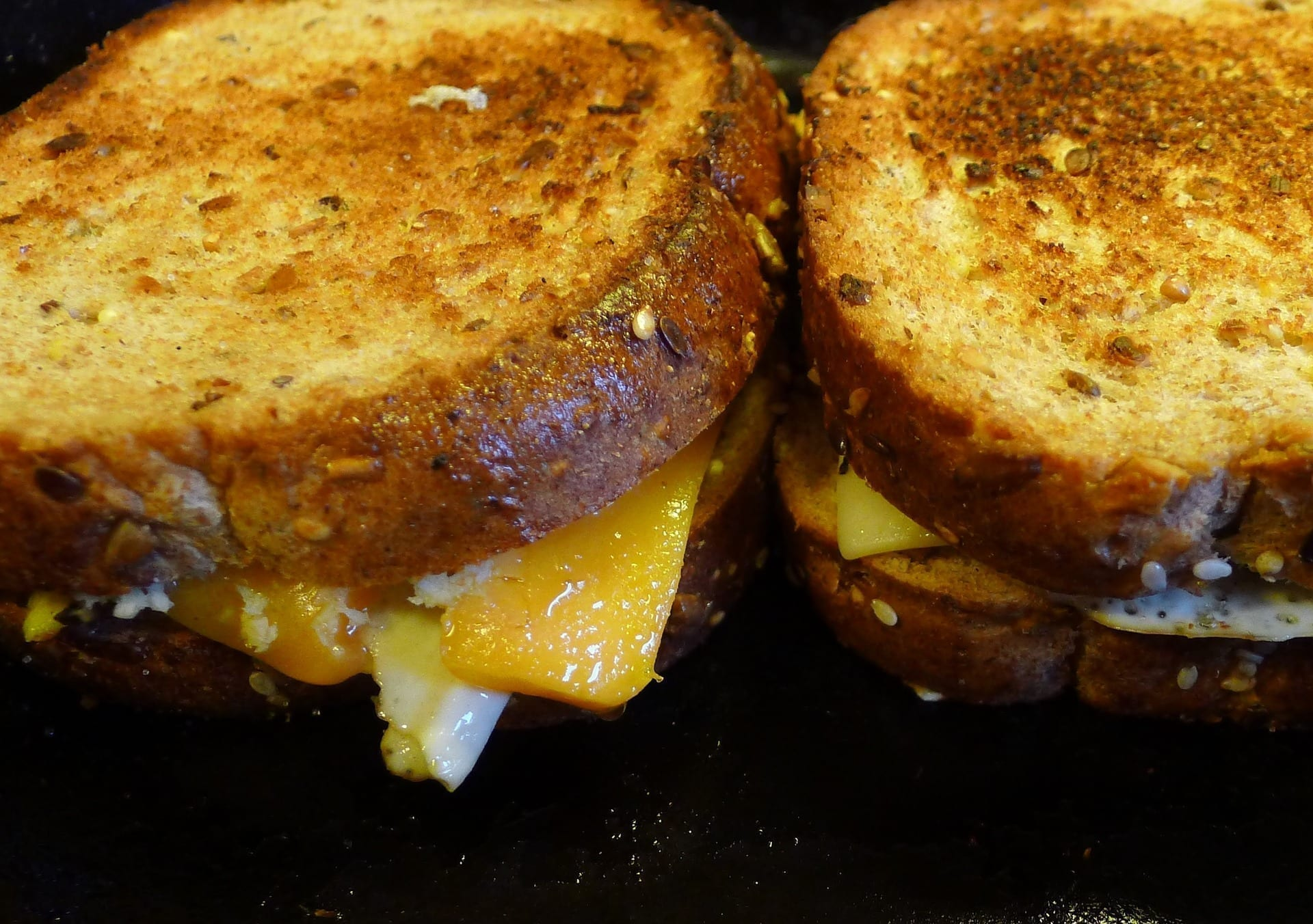 National Grilled Cheese Day at Good Earth Cochrane