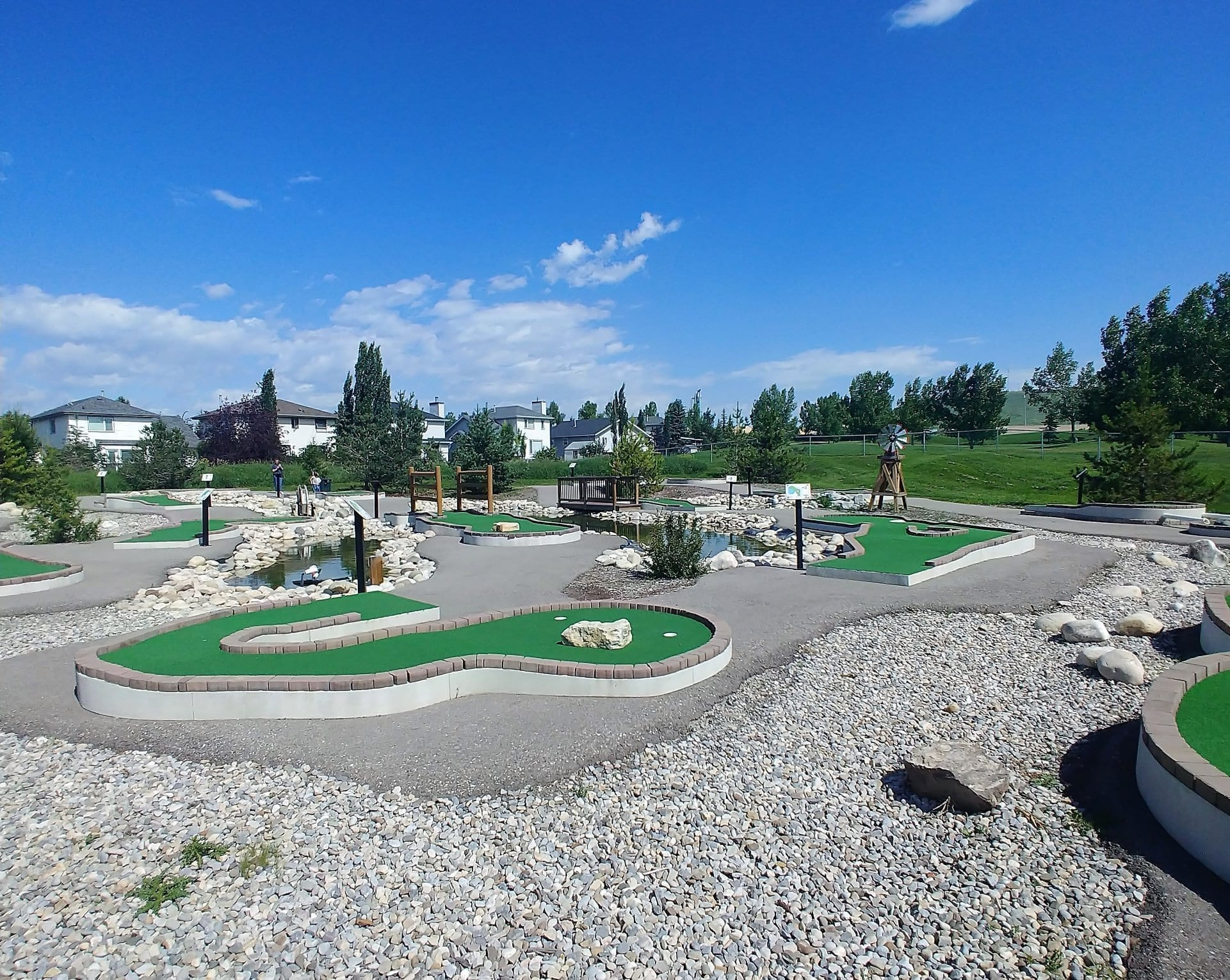 Cochrane Mini Golf