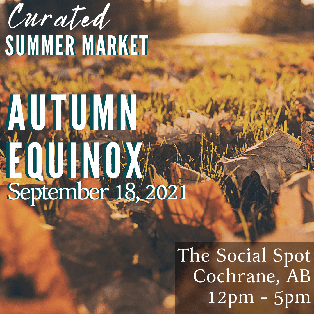 Curated Market focused on spirits, crystals and healing