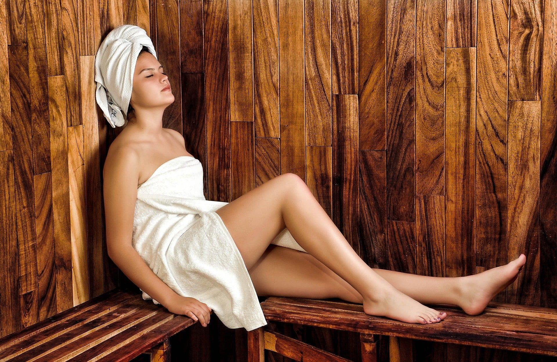 National Relaxation Day at The Cave Sauna and Day Spa