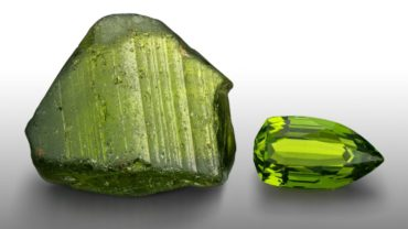 August's Birthstone is out of this world…